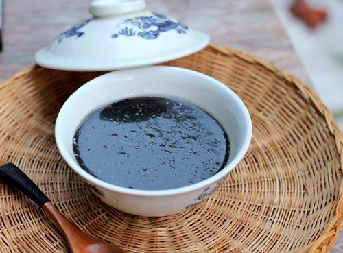 Sesame soup