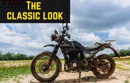 Royal Enfield Himalayan 400cc