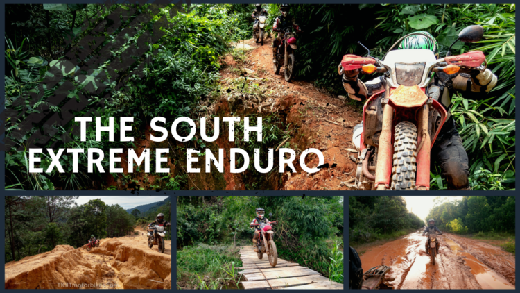 The South Enduro offroad