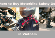 Motorbike Safety Gear in Vietnam: A Buyers Guide