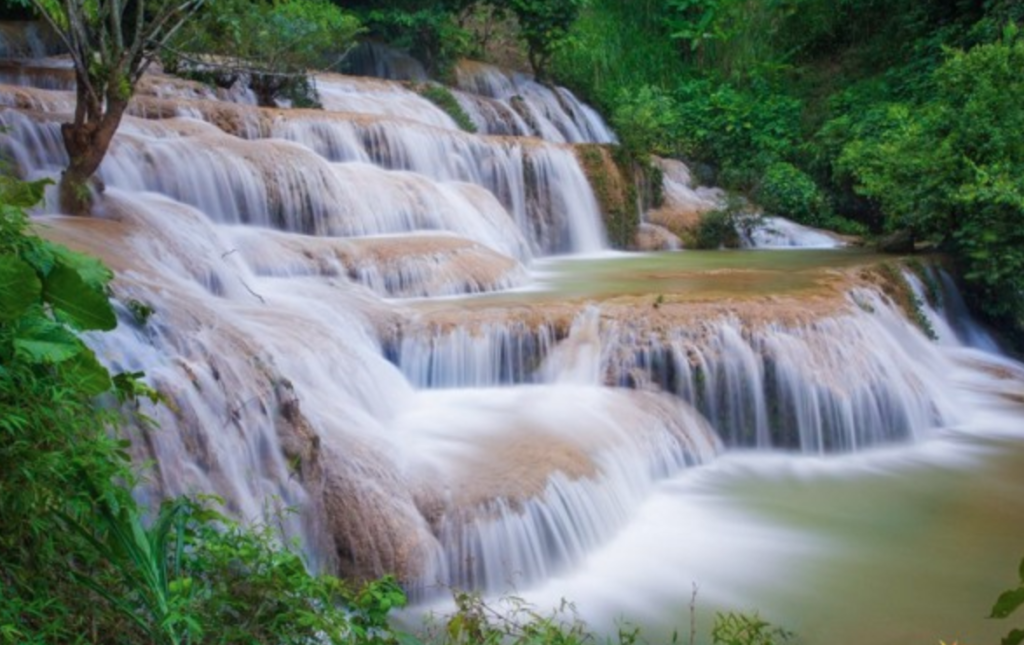 Cloud Waterfall ( Thac May)- Thanh Hoa