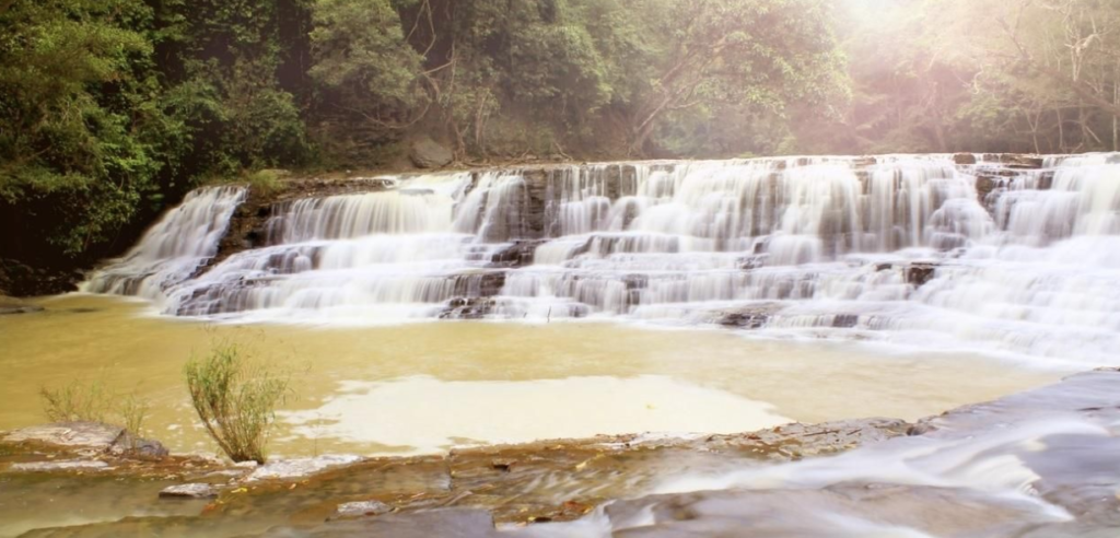 Thuy Tien Waterfalls - Buon Ma Thuot