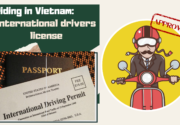 Riding in Vietnam: International drivers license info