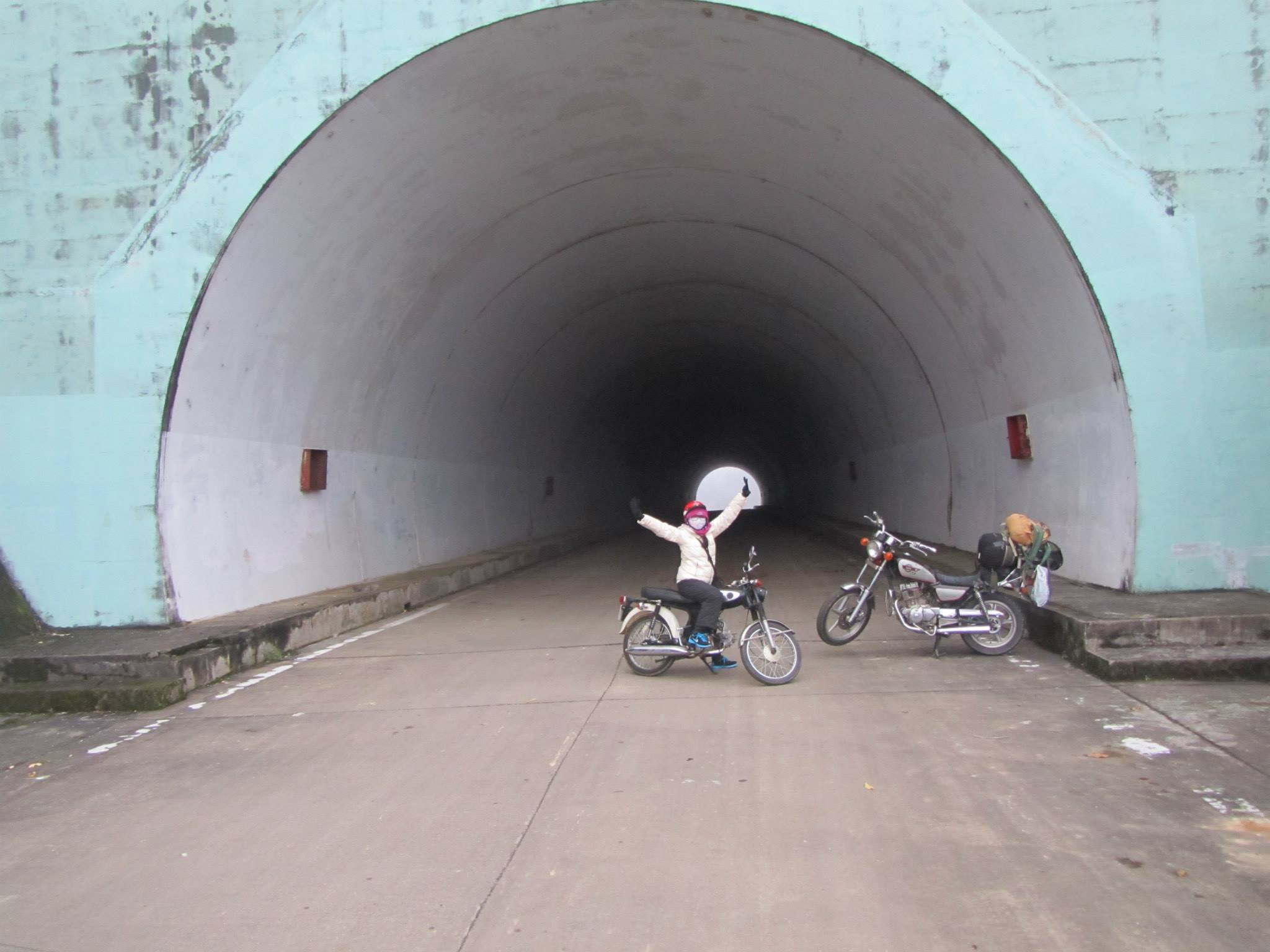 Ho Chi Minh Road Tunnels