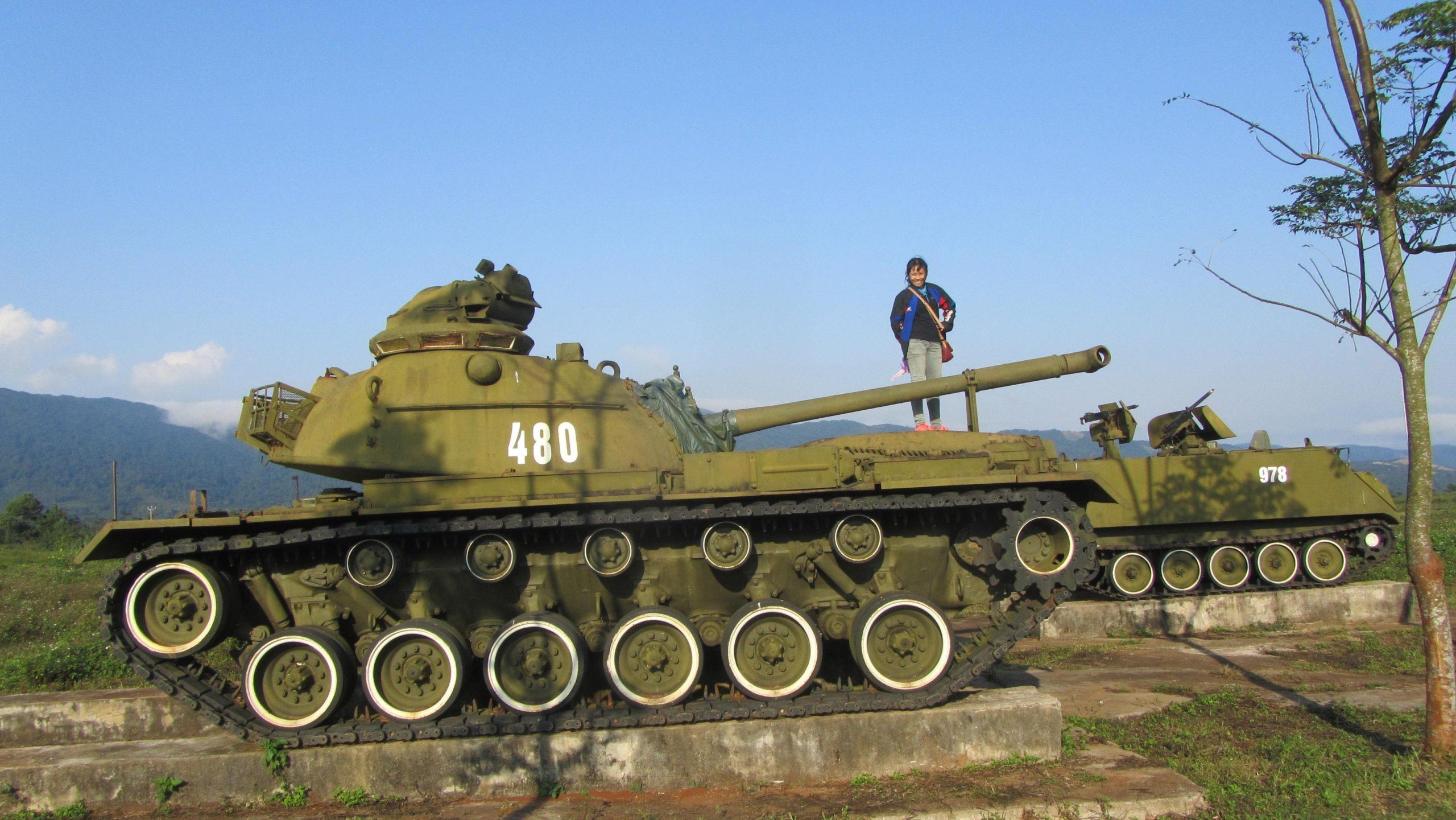 Khe Sanh tank