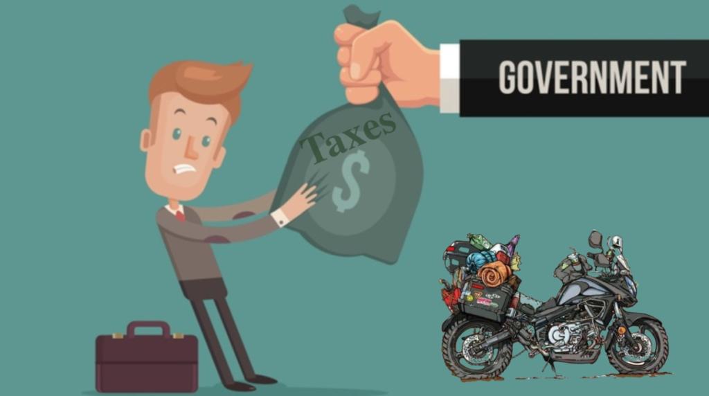 Motorbike Taxes