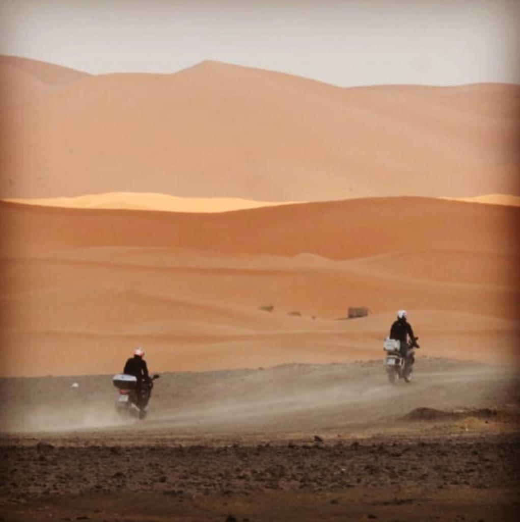 Morocco Motorbike