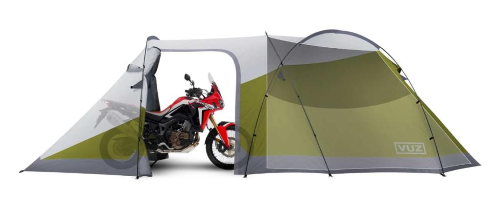 VUZ Moto 12-Foot Tent