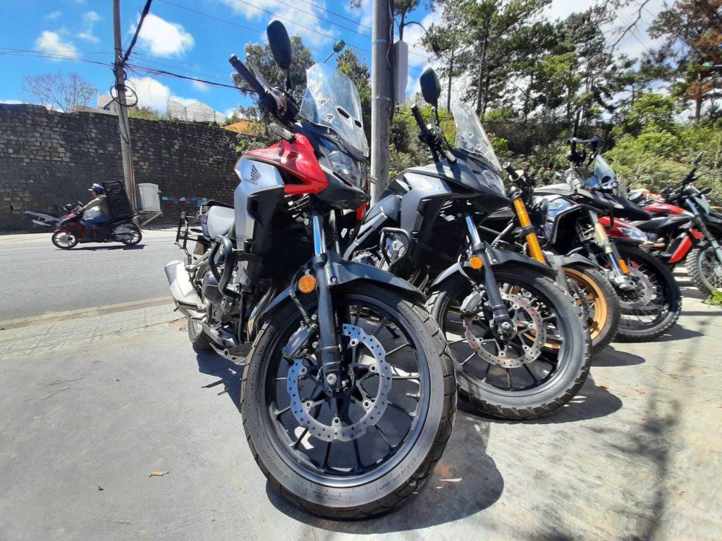 cb500x dalat motorbike shop