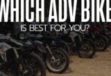 Which Adventure Motorcycle Is Best For You?