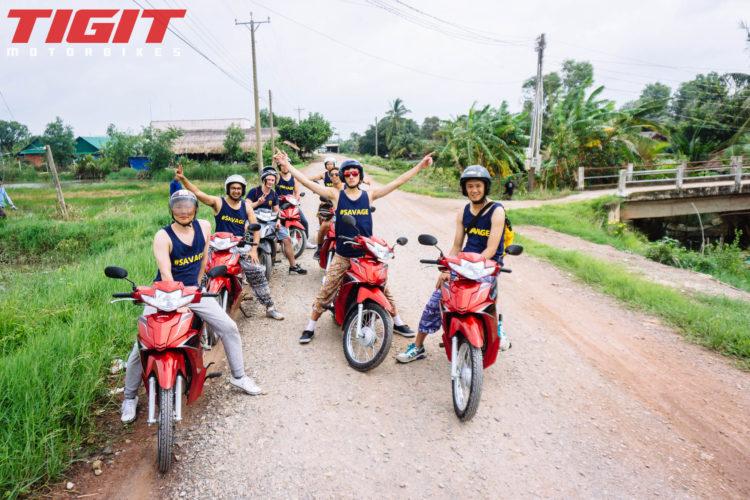 逃脱西贡摩托车之旅