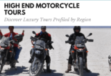 High End Motorcycle Tours By Region