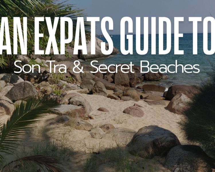 The Secret Beach Experience of Danang