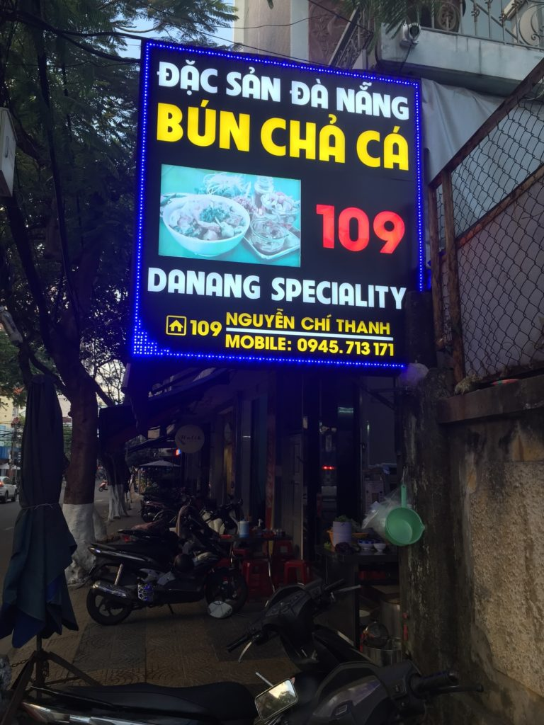 Bun Cha Ca 109