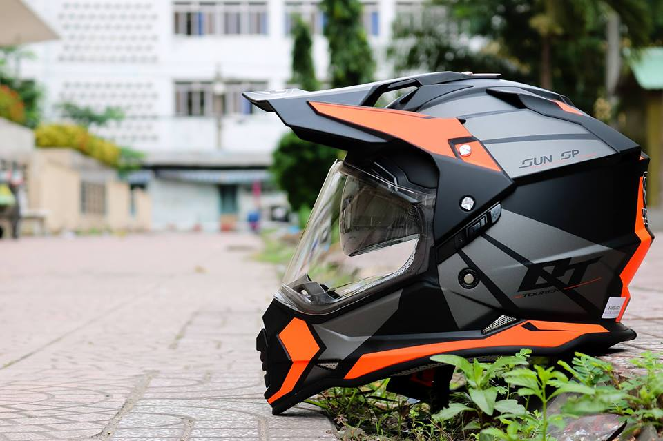 Mũ bảo hiểm Dual Sport 632A Adventure