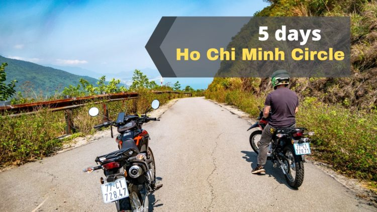 5 days Ho Chi Minh Circle