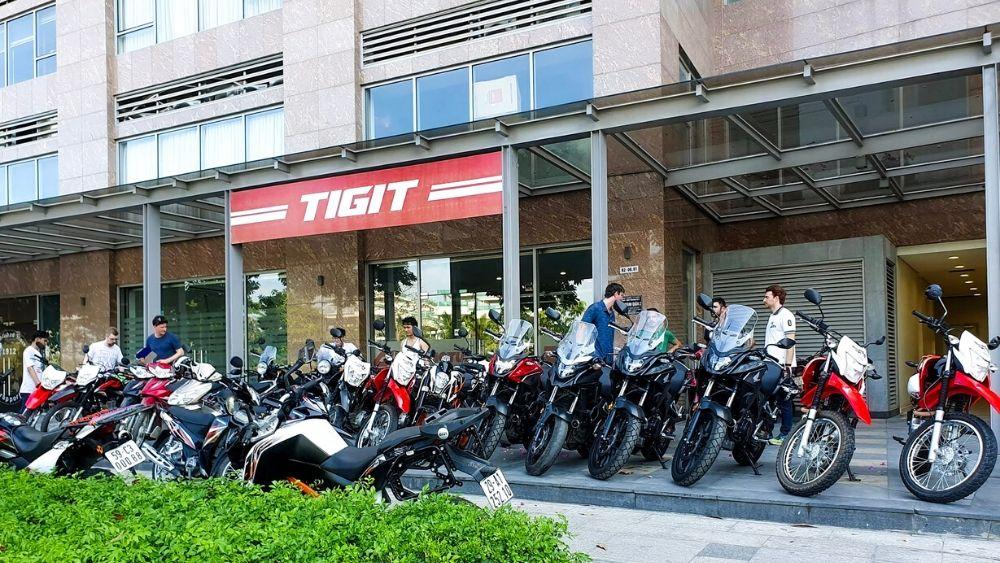 Tigit Motorbikes Ho Chi Minh