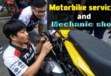 Motorbike Servicing and Repair Shop