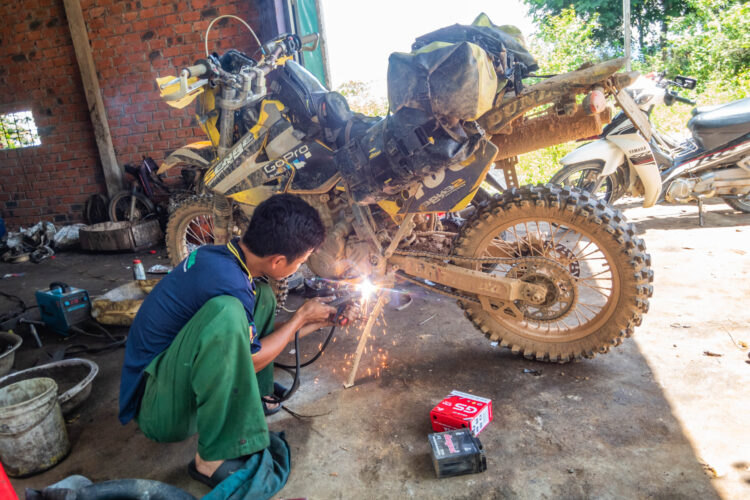 The lazy man's motorcycle maintenance schedule