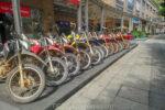 Offroad motorbike model names explained