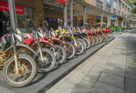 The Best Motorbike Rental places in Ho Chi Minh City