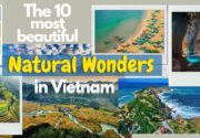 "The 10 most beautiful ""natural wonders"" in Vietnam"