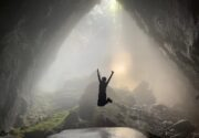 The worlds largest cave with Oxalis Adventure Tours