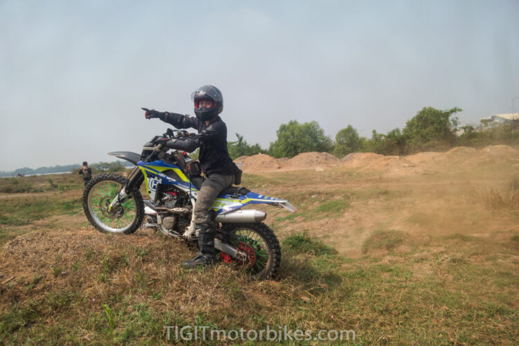 Offroad Training Sessions Ho Chi Minh